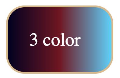 三色グラデーションの例